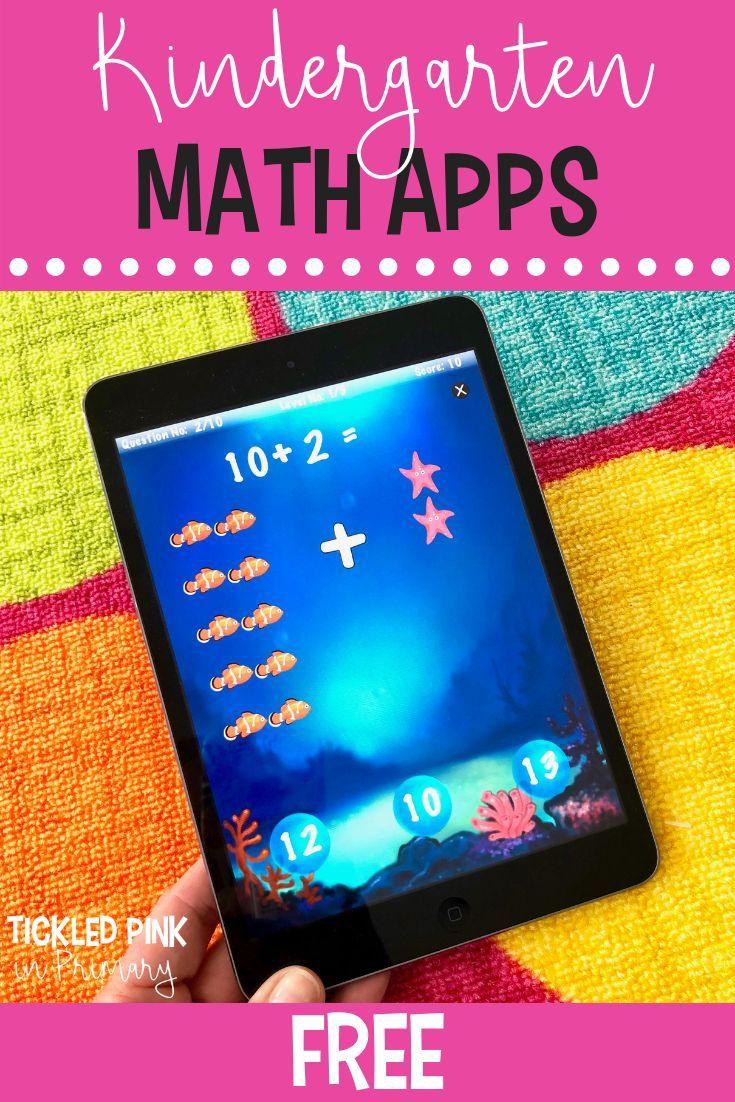 Fashionhome home in 2020 Math apps, Kindergarten apps