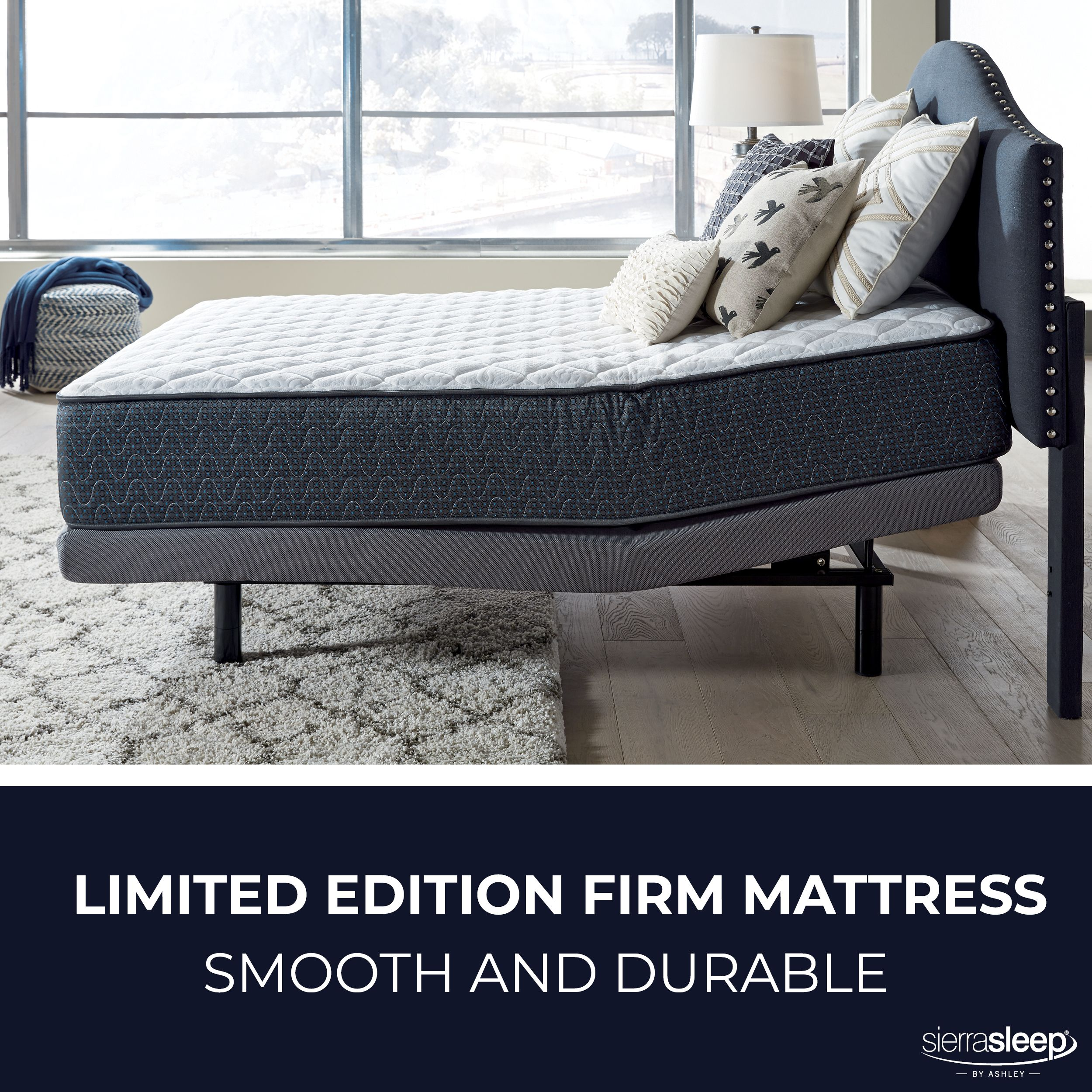 limited edition firm smooth and durable sierra sleep mattress by