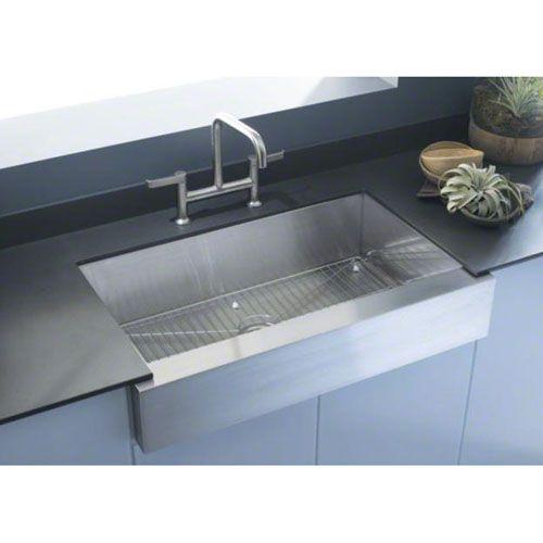Kohler K3943 Na Vault Apron Front Specialty Sink Kitchen Sink