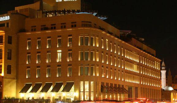 Beiruting Hotels Resorts Le Gray Cafe Terrace Cottage Decor Diy Rooftop Restaurant