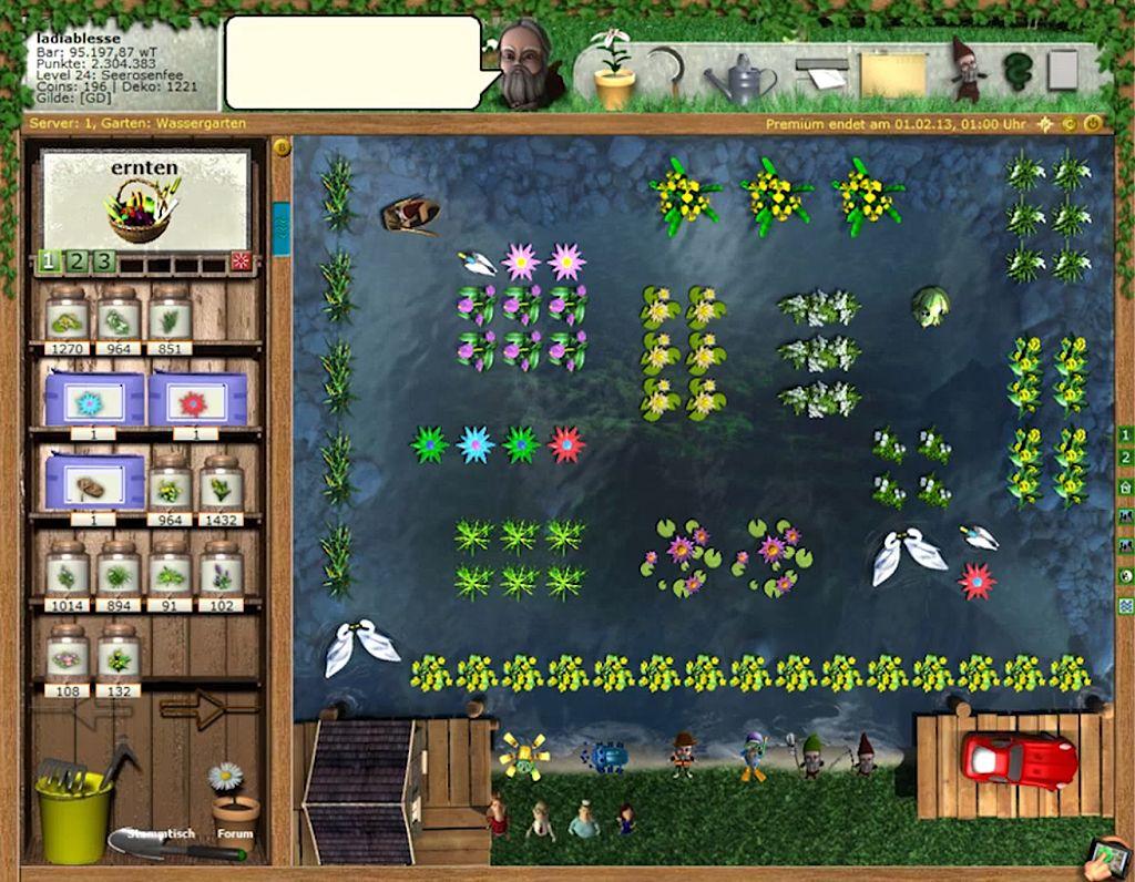 Dein Eigenes Gartenparadies Frisches Gemuse Und Jede Menge Gartenzwerge Das Ist Das Kostenlose Browsergame Wurzelimperium Spiel Wurzel Gartenparadies Garten