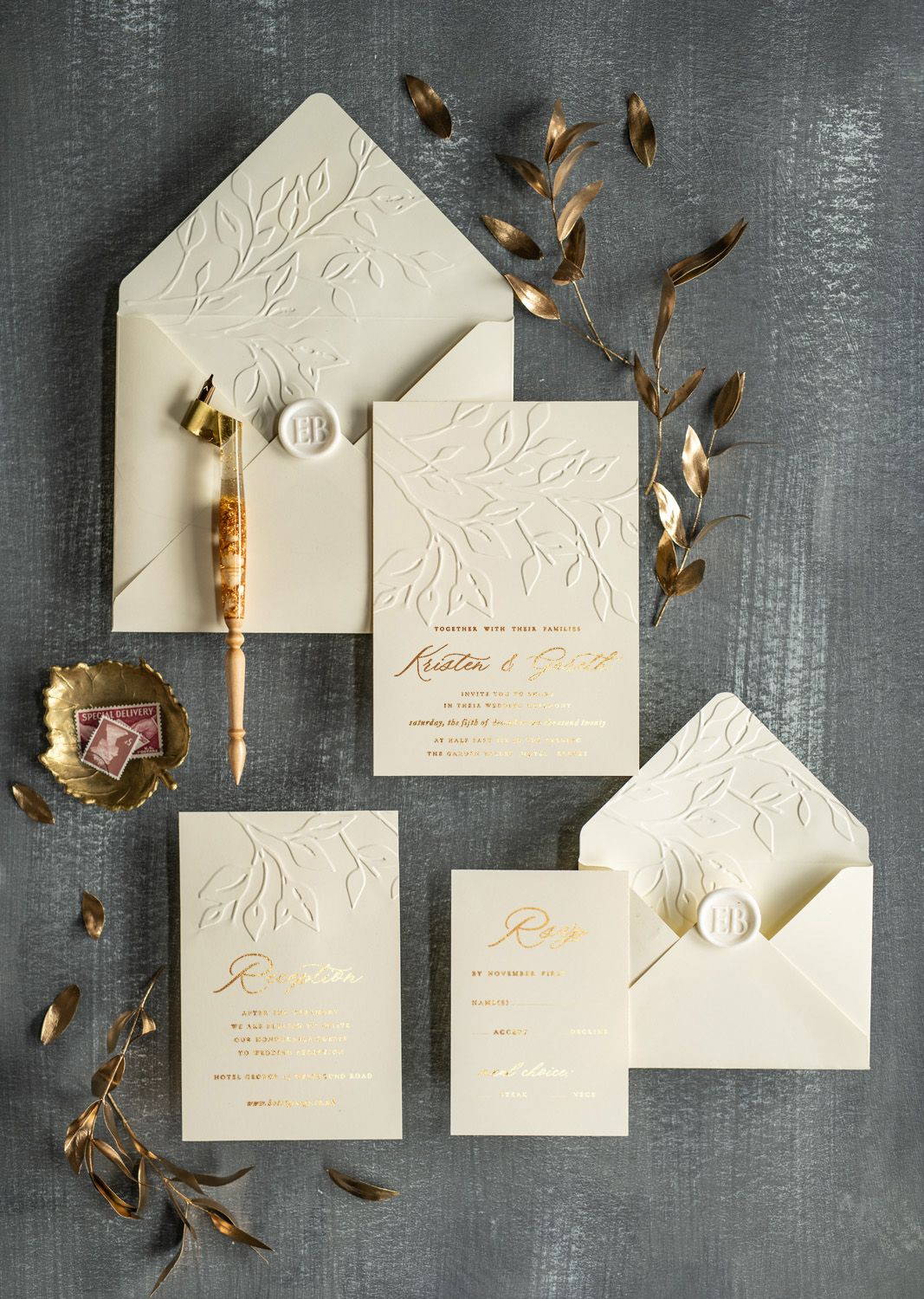 wedding invitations gold / rose gold / silver / glitter 1/wln/z | Gold  wedding invitations, Rose gold invitations, Wedding invitations uk