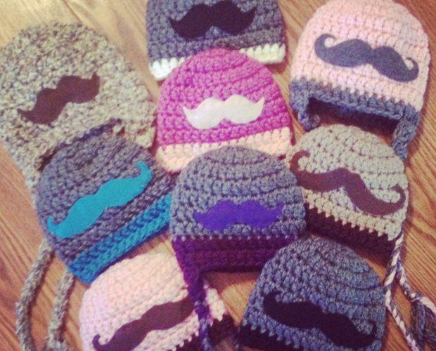 Luxury Free Crochet Mustache Pattern Image Sewing Pattern Dress