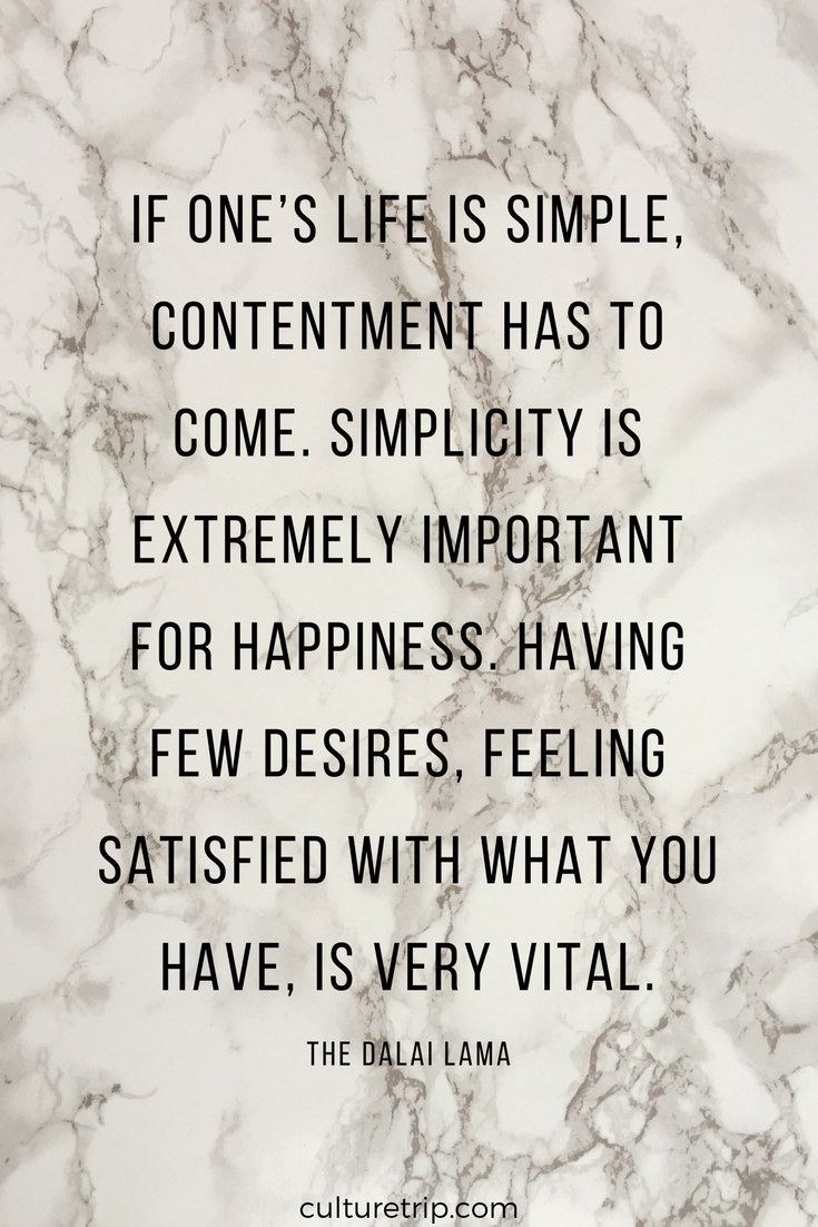 Wisdom Quotes About Life And Happiness Thoughtprovoking Quotes On Minimalism That Will Inspire You To