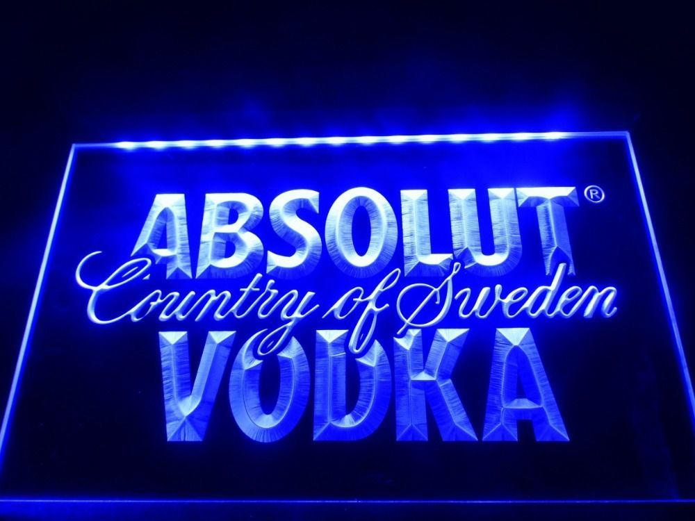 Absolut vodka country of sweden beer neon bar light sign thing is absolut vodka country of sweden beer neon bar light sign aloadofball Image collections