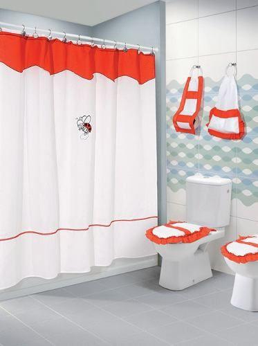 Elegir cortinas de ba o para m s informaci n ingresa en for Accesorios para cortinas de bano