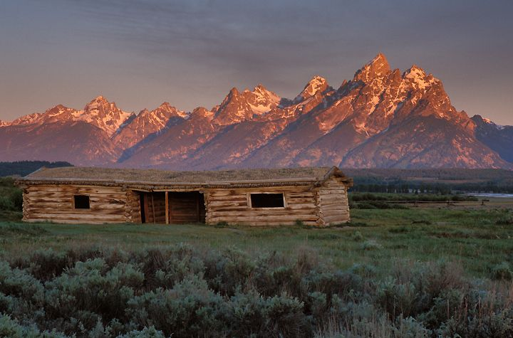 of teton bay national village grand locationphotodirectlink wyoming cabins picture park colter