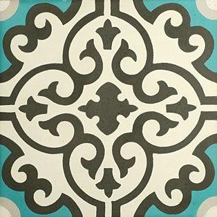 portugese-tegels -> VN Azule 12 - Designtegels