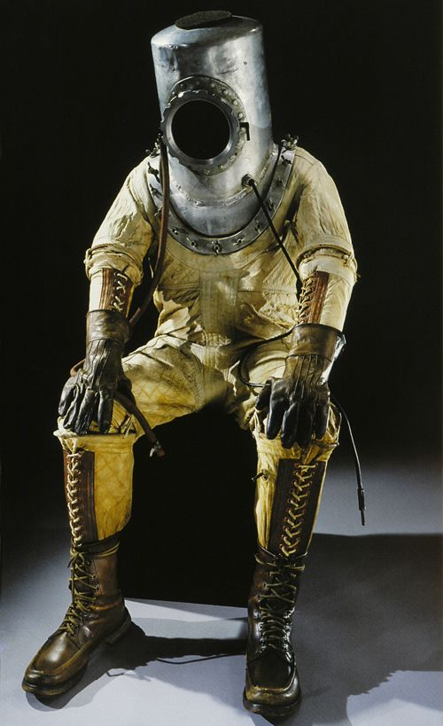 apollo space suit development - photo #29