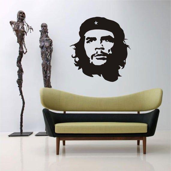 CHE GUEVARA PORTRAIT - Wall Art Sticker #cheguevara CHE GUEVARA PORTRAIT - Wall Art Sticker #cheguevara CHE GUEVARA PORTRAIT - Wall Art Sticker #cheguevara CHE GUEVARA PORTRAIT - Wall Art Sticker #cheguevara