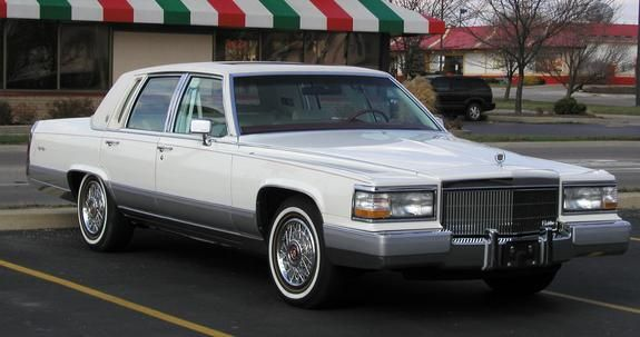 1991 Cadillac Brougham >> Pin On Cadillac