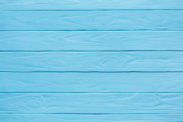 horizontal wooden stripes painted blue for free