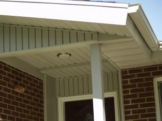 Seamless Gutters Are A Beautiful Way To Protect Your Home Seamless Gutters American Roofing Metal Roof