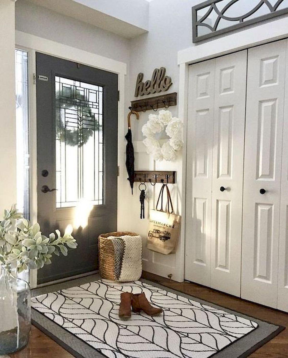 22 Best Entryway Rug Ideas Modern Farmhouse Living Room Decor