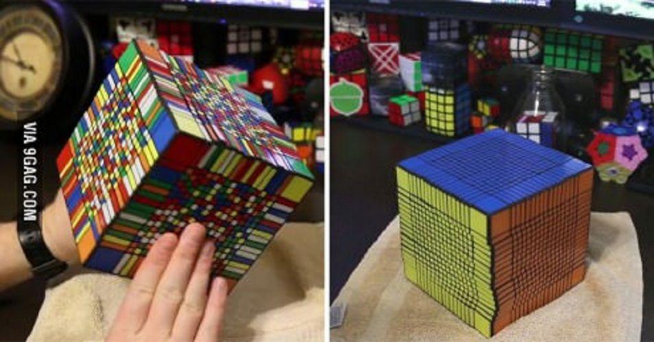Mdv De el auténtico cubo de rubik el mdv de la semana mdv cubos de