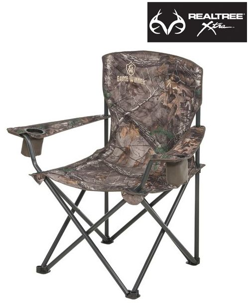 8df6338a77c Game Winner ®  realtreeXtra  camo oversize folding chair  19.99 ...
