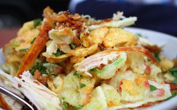 Resep Bubur Ayam Bandung Enak Luar Biasa Resep Di 2020 Resep Resep Makanan Ayam