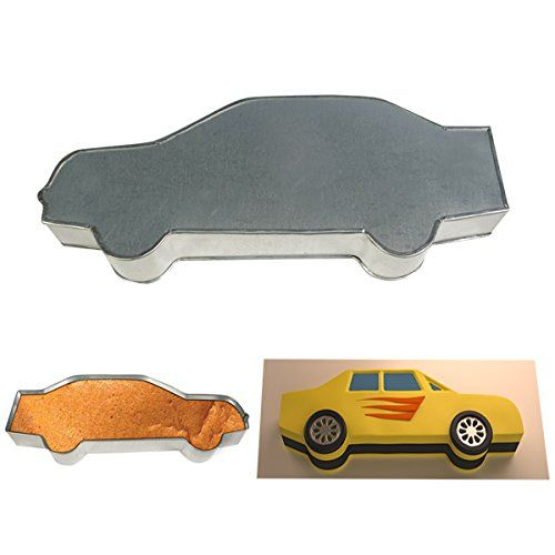 Best Deals 'Euro Tins Novelty Sports Car Cake Pan Birthday