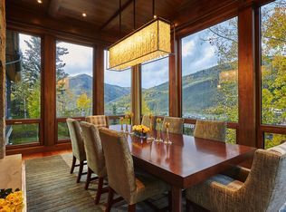 107 Rockledge Rd Vail Co 81657  Single Family And Bath Awesome 107 Dining Room Decorating Design