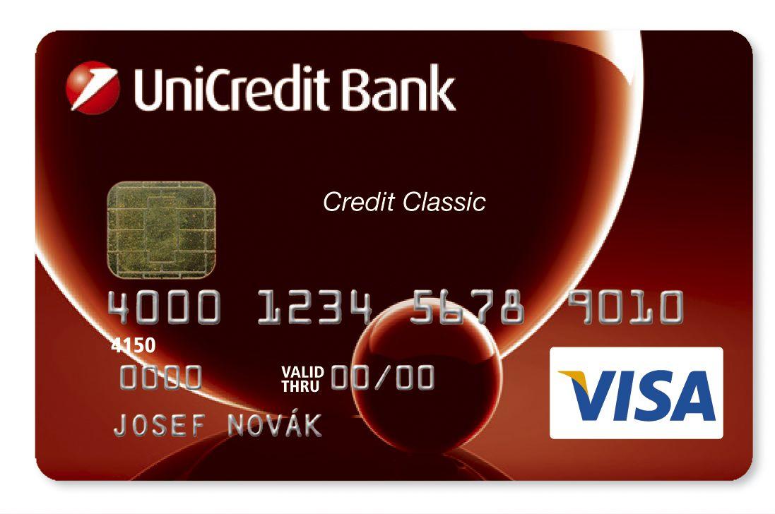 unicredit credit card