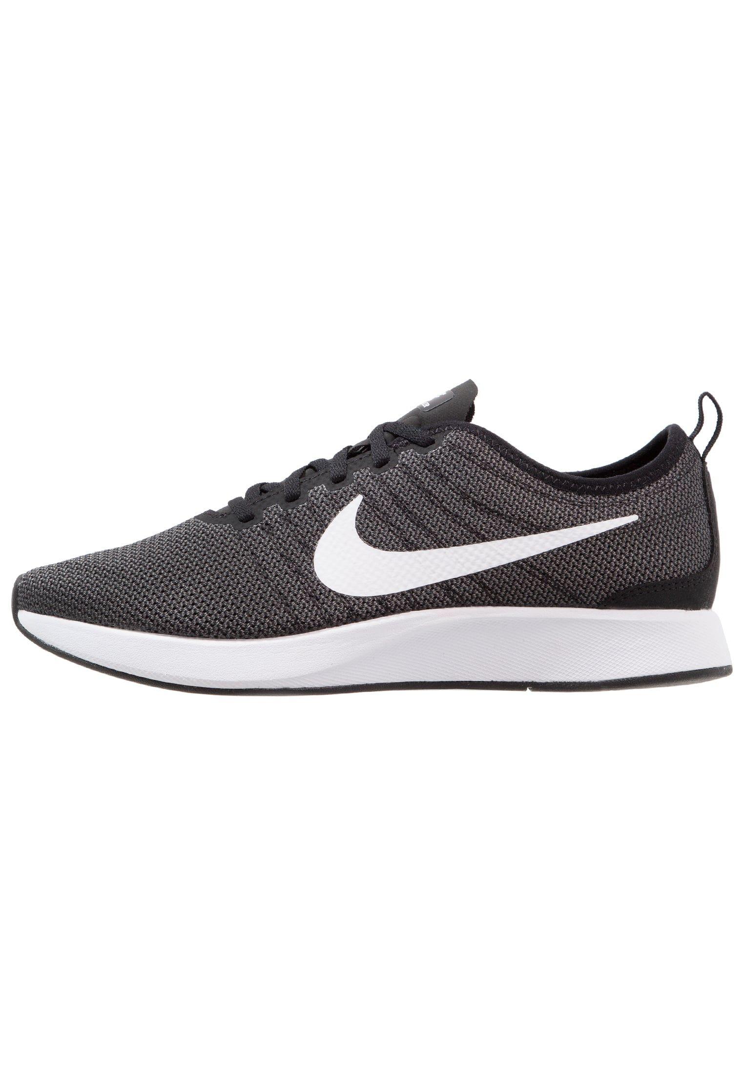 Nike Sportswear DUALTONE RACER - Trainers - white/wolf grey/black ubEvORPTyE