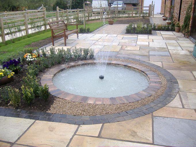 paving stone paving garden patio designs uk