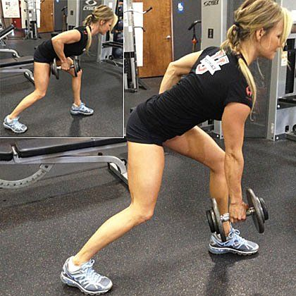 get a stronger leaner slimmer body  total body workout