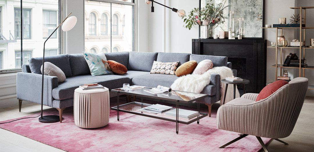 Living Room Inspiration West Elm Living Room Inspiration Home Decor Furniture #west #elm #living #room #furniture