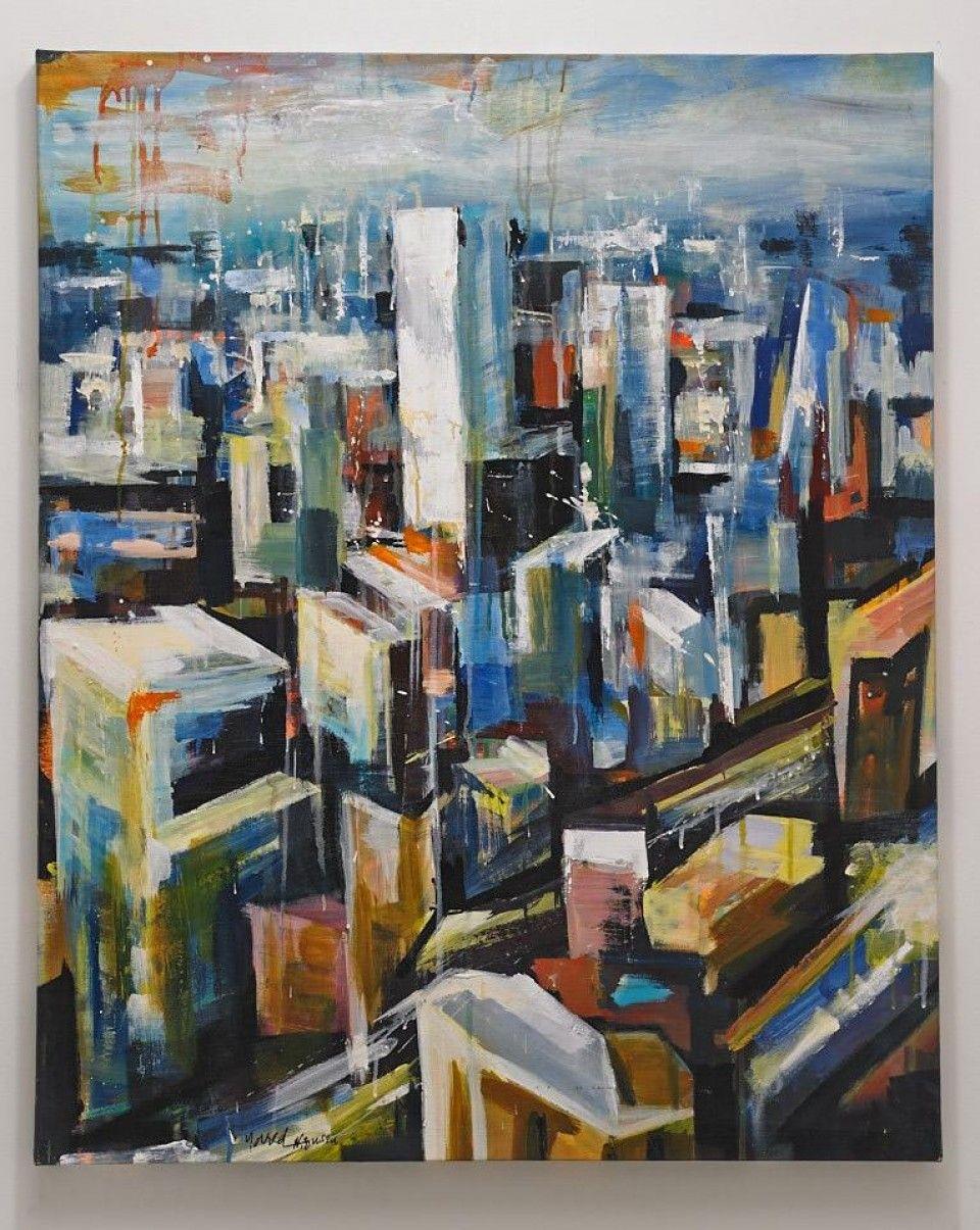 Toronto,  Yared Nigussu (2014)
