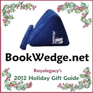 Royalegacy Reviews and More: BookWedge - Best Solution for Reading Comfort - #HGG Review & Giveaway - ends 12/17 US