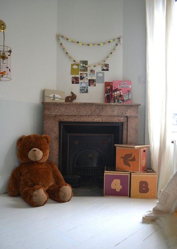 Anne claire d co int rieure chambre enfant - Taux d humidite dans une chambre de bebe ...