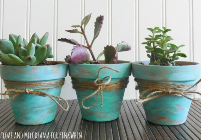 Awesome 13 Sehr Schöne Und Lustige Ideen, Wie Man Terrakotta Pflanztöpfe Verzieren  Kann!
