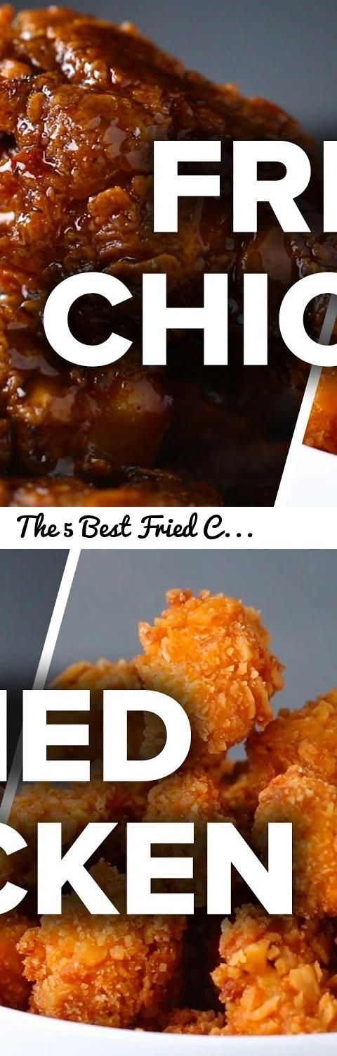 The 5 best fried chicken recipes tags tasty buzzfeed buzzfeed the 5 best fried chicken recipes tags tasty buzzfeed buzzfeed tasty chicken fried chicken dinner appetizer gamedays popcorn chicken or forumfinder Image collections