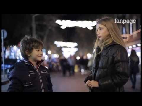 """Slap her"": children's reactions (Subtitulado en Español)"