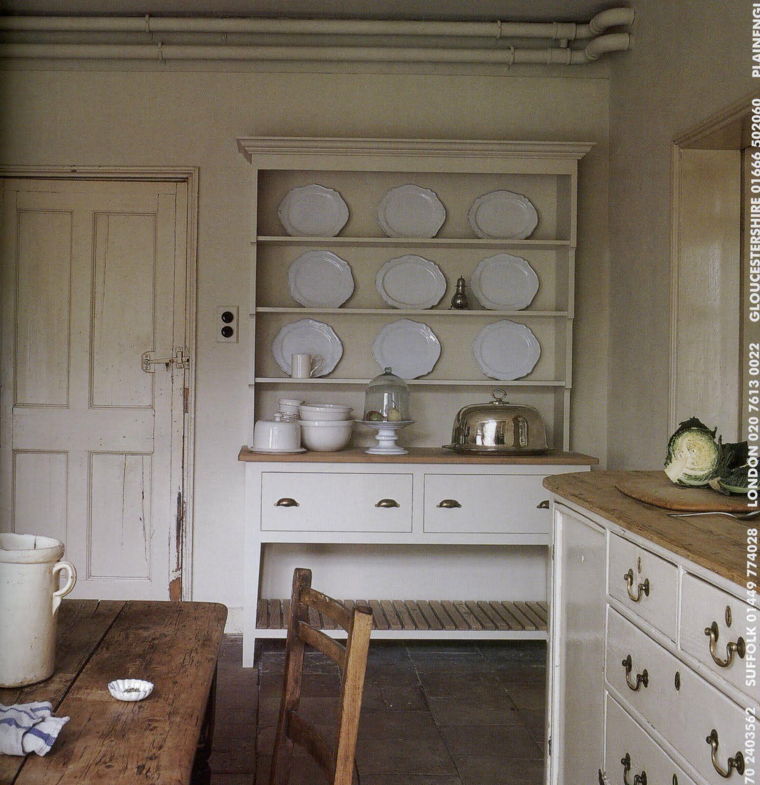 Country Kitchen, Plain English