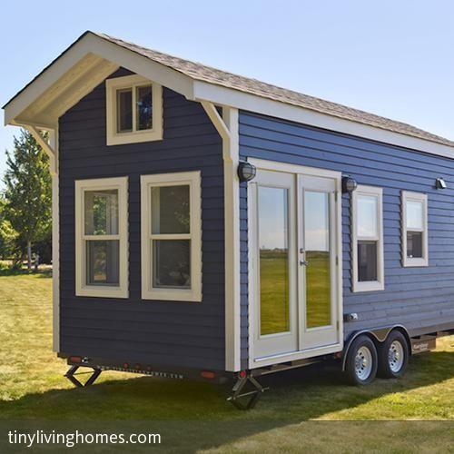 tiny house klein aber fein einrichten so geht 39 s gartenhaus g stehaus minihaus haus und. Black Bedroom Furniture Sets. Home Design Ideas