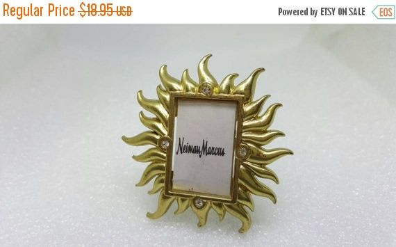 Hop in Spring Jay Strongwater for Neiman Marcus Picture Frame Clip ...