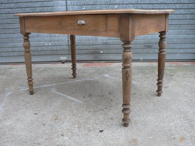 Table de ferme 120cm