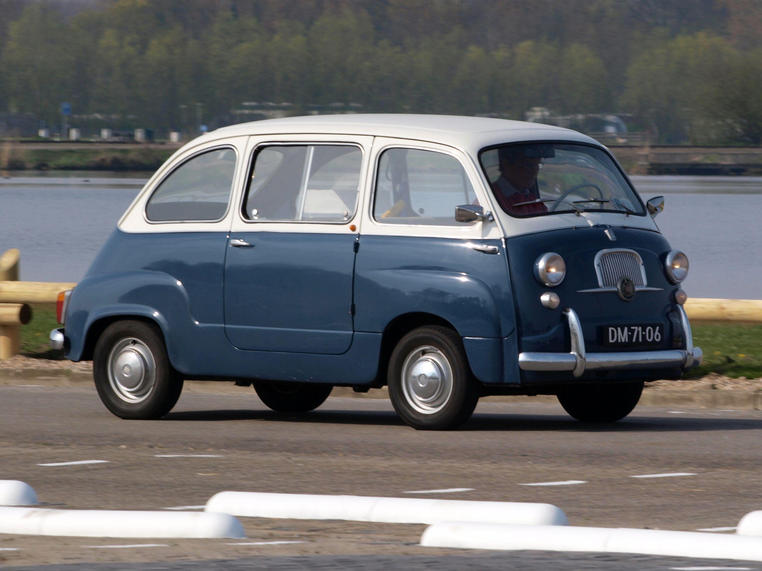 fiat 600d multipla 1965 cars pinterest fiat fiat 600 and vehicle. Black Bedroom Furniture Sets. Home Design Ideas