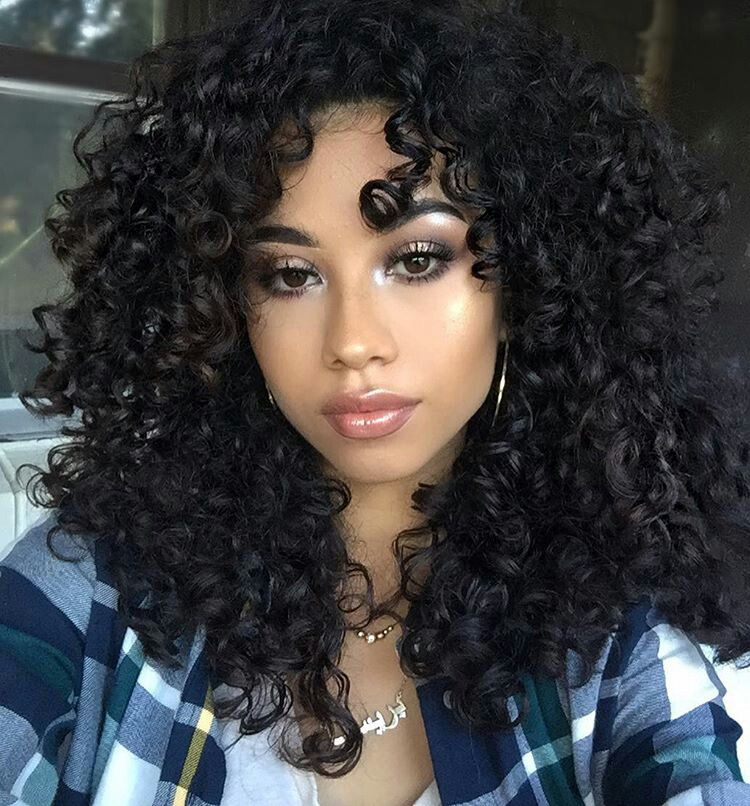 Pin By Tayia Samone On Hair Curly Hair Styles Naturally Wig