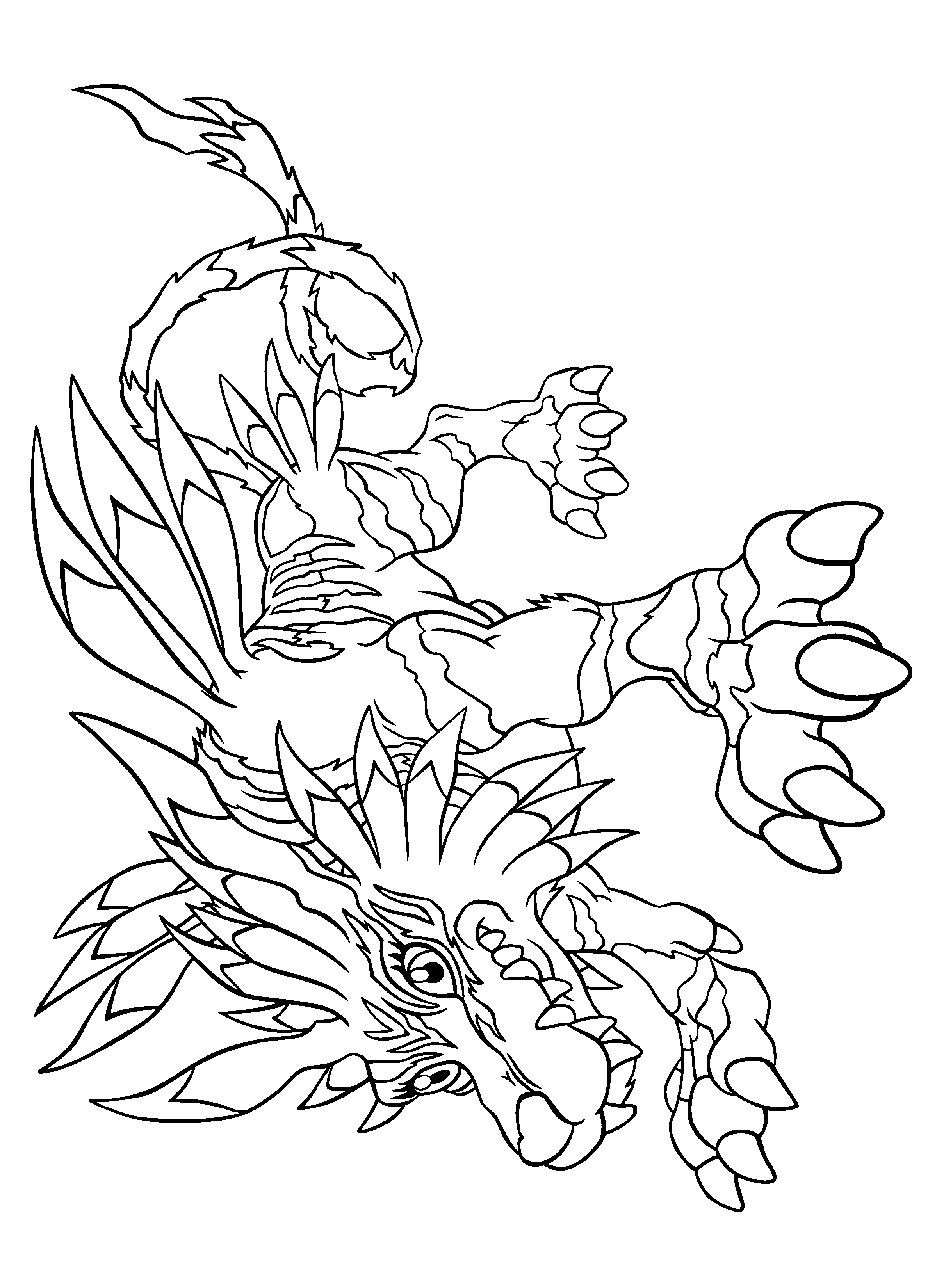 digimon coloring pages coloring page digimon coloring pages 228