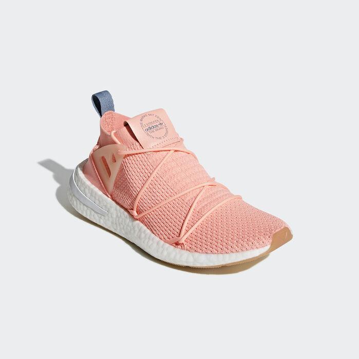 adidas Originals Women's Arkyn, GreyOrange, Size 10.0