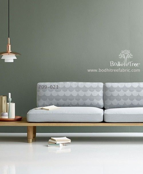 Modern Fabric Pattern For Modern Sofa Design Custom