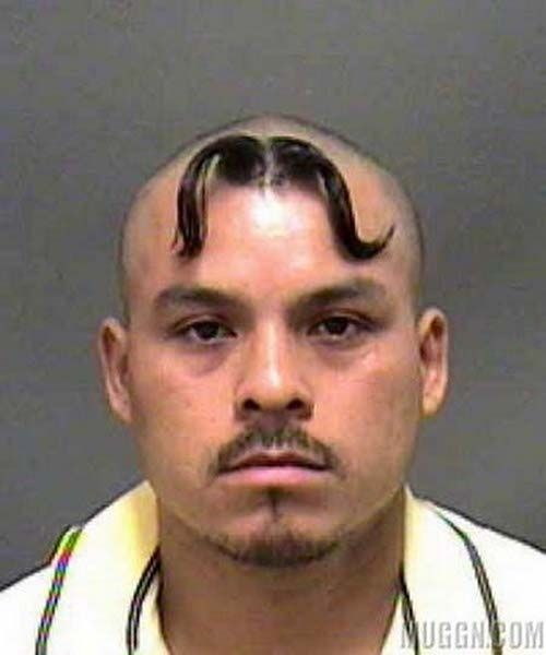Weird Haircuts For Guys : weird, haircuts, Haircuts, Should, Never, Lifetime, Funny,, Mustache,, Laugh