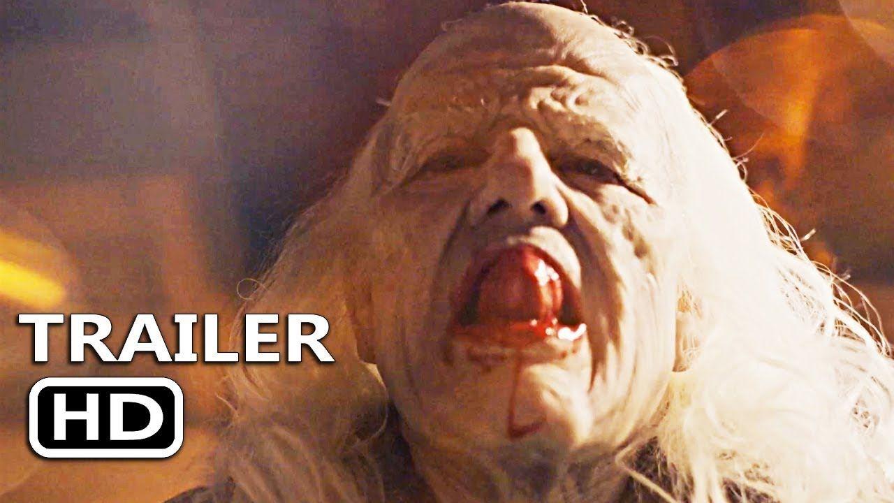 Dracula official teaser trailer 2020 horror series