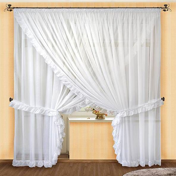 Готовые шторы для куни