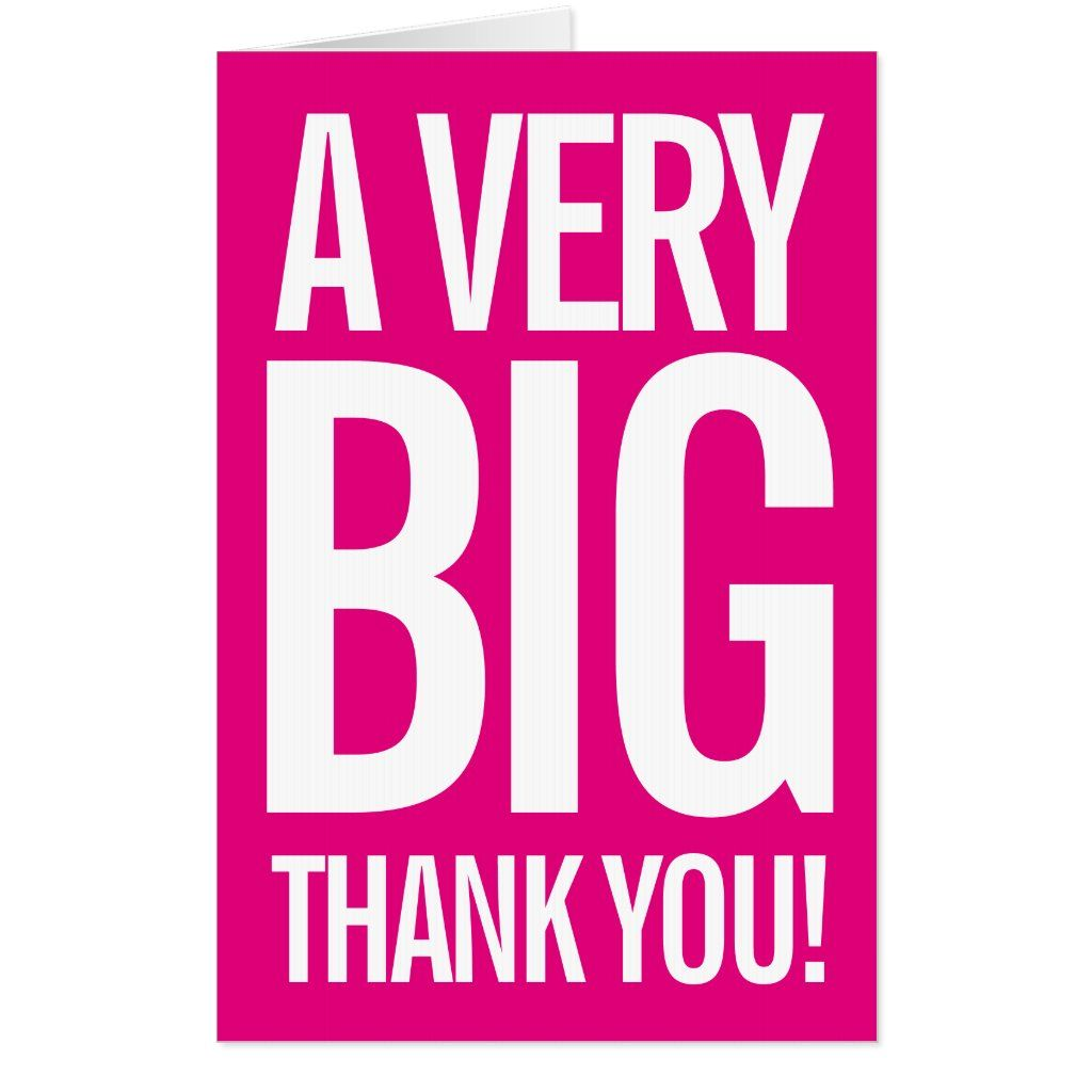A very big thank you enormous large greeting card with modern big fonts on bright color background. It's ready to be personalized and is suitable as a thank you message for friends, family, mom, dad, teacher, nurse, boss, employee, coach, wedding, bridal shower or baby shower. To edit this design template, simply change the text as shown above. Click 'Customize It' button to add more images or text, customize fonts and colors. Impress your family and friends with the perfect design! Gender: unis