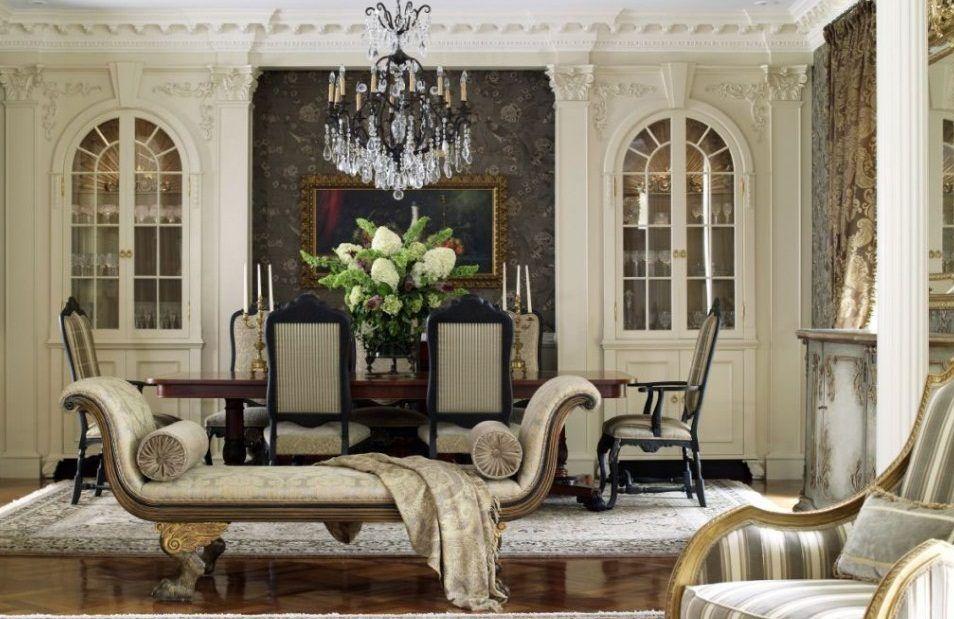 Resultado de imagen de salones estilo clasico | Moveis/sala ...
