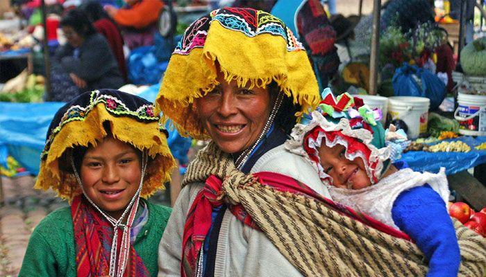 Familia Cuscqueña Perú
