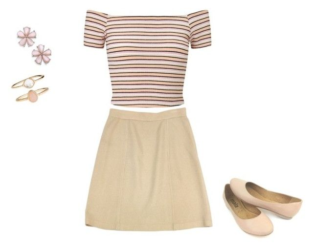 """""""k"""" by rahaf-alfar on Polyvore featuring Miss Selfridge, St. John and Accessorize"""